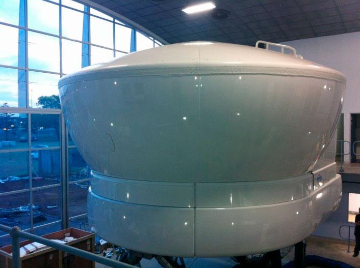 Q4 Services   Lockheed Martin   Optical Displays   SupraVue