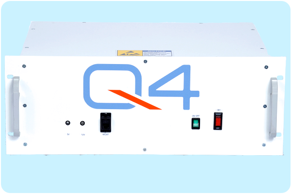 System Control Unit | Collimated Display