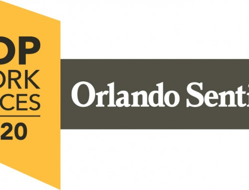 Q4 named top work place in Orlando 2020
