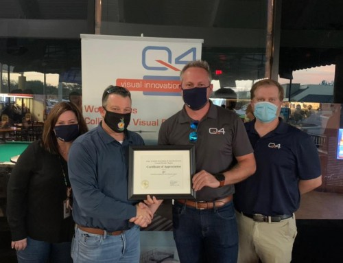Q4 Services sponsors the 324th Central Florida AAAA Chapter!