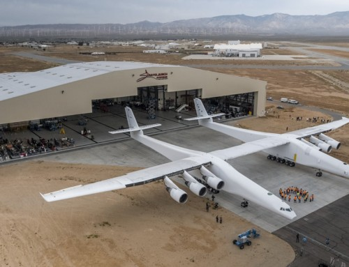 Q4 Services awarded Stratolaunch Visual Display System upgrade contract